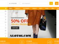 Chia sẻ theme wordpress bán hàng mới nhất – Alo Shop Theme