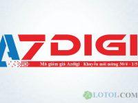 AZDIGI giảm đến 30% – Tặng thời gian sử dụng dịch vụ (30/4)