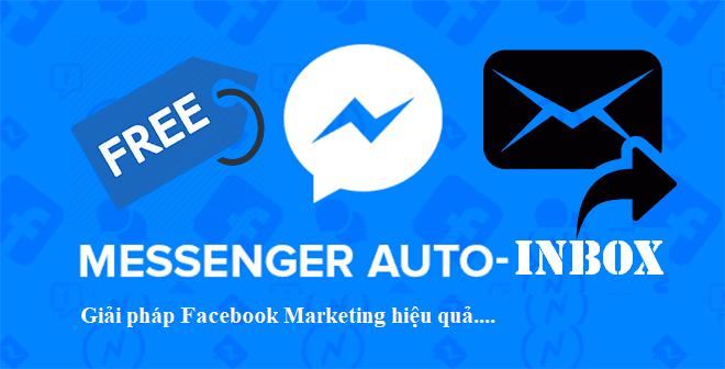 Auto nhắn tin Facebook