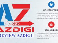 Đánh giá Hosting AZDIGI – Hosting Việt chất lượng cao