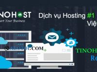 Đánh giá TinoHost – Dịch vụ hosting giá rẻ #1 Việt Nam (TinoHost Review)